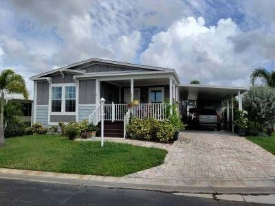 Mobile Home at 398 Wentworth Court Melbourne, FL 32934