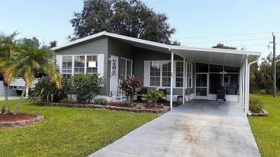 Mobile Home at 356 Bimini Cay Circle Vero Beach, FL 32966