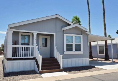 Mobile Home at 3300 E. Broadway Rd. #104 Mesa, AZ 85204