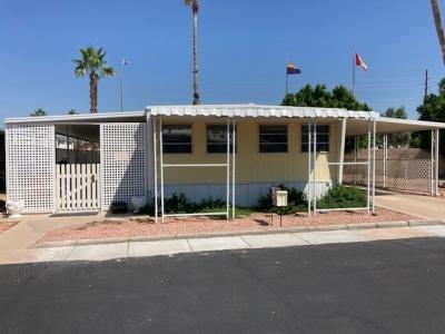 Mobile Home at 4065 E. University Drive #1 Mesa, AZ 85205