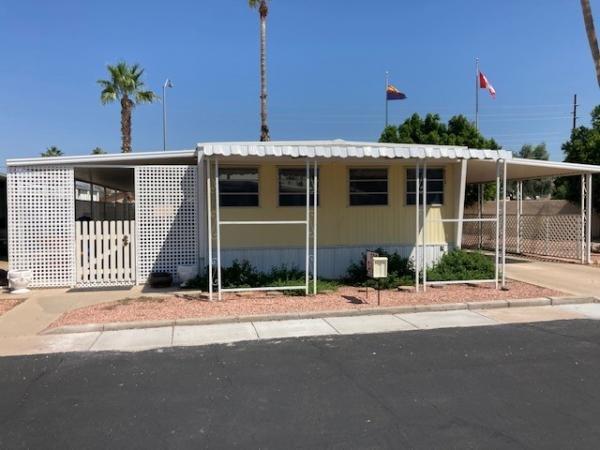 1965 Kaufman&Broad Mobile Home For Sale