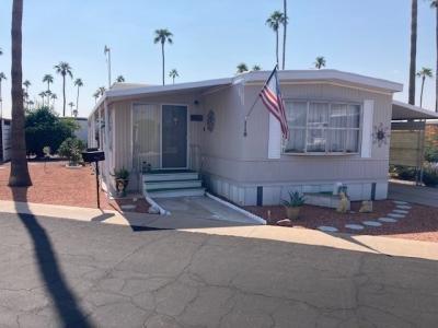 Mobile Home at 4065 E. University Drive #118 Mesa, AZ 85205