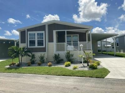 Mobile Home at 4142 74th Road N # 427 Riviera Beach, FL 33404