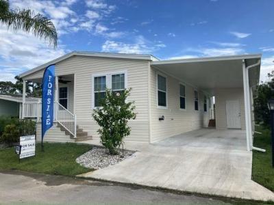 Mobile Home at 169 Congress St Vero Beach, FL 32966