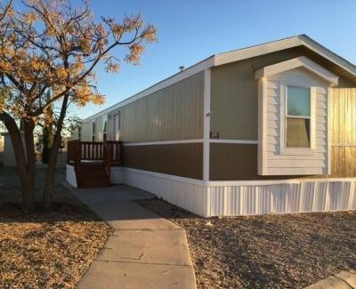 Mobile Home at 12400 Rojas Drive #31 El Paso, TX 79928