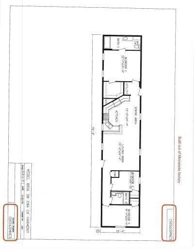 Mobile Home at 214 New York Street Bismarck, ND 58504