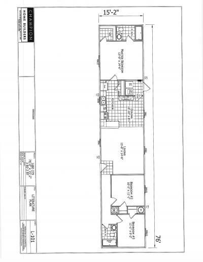 Mobile Home at 117 Maryland Street Bismarck, ND 58504