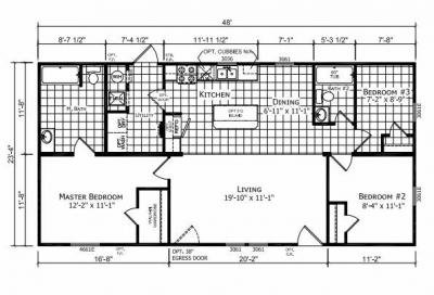 Mobile Home at 600 S. 9th St. Lot #76 Bismarck, ND 58504