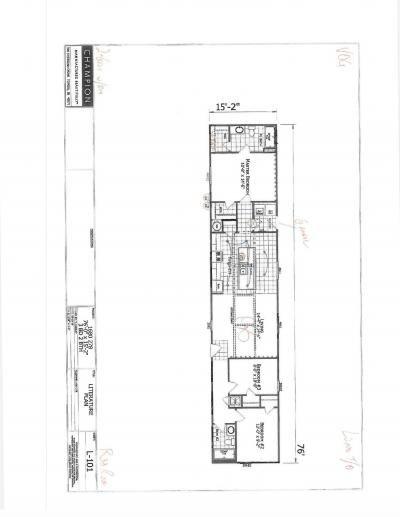 Mobile Home at 530 Sherwood Lane Bismarck, ND 58504