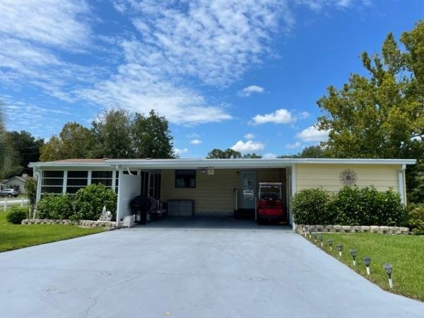 1989 PALM Mobile Home For Sale