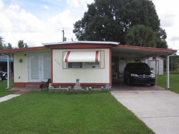 1972 DELO Mobile Home For Sale