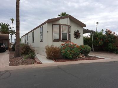 Mobile Home at 16225 N Cave Creek Road #47 Phoenix, AZ 85032