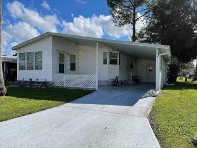 Mobile Home at 528 Squire Ln Kissimmee, FL 34746