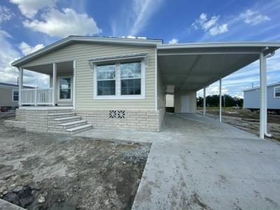 Mobile Home at 40999 Roselle Loop Zephyrhills, FL 33540
