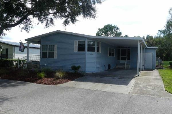 1991 Palm Harbor Homes Mobile Home For Sale