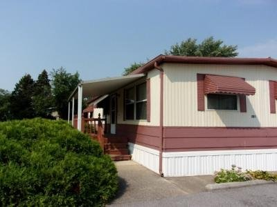 Mobile Home at 731 Camelot Manor Portage, IN 46368