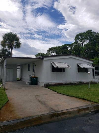 Mobile Home at 61 Westview Court Melbourne, FL 32934