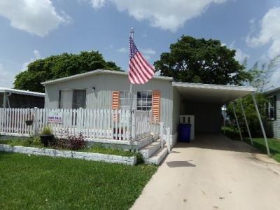 Mobile Home at 6513 Brandywine Dr. S  Lot 543 Margate, FL 33063
