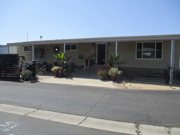 1971 Golden West Mobile Home For Sale