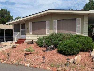 Mobile Home at 44 Yucca Drive Sedona, AZ 86336