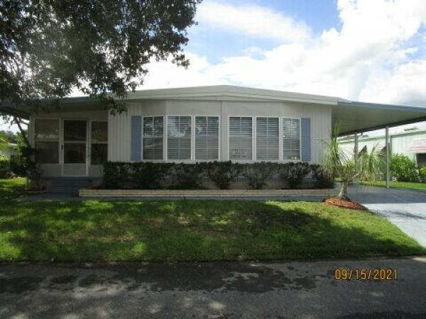 1980 Home of Merit Mobile Home For Sale