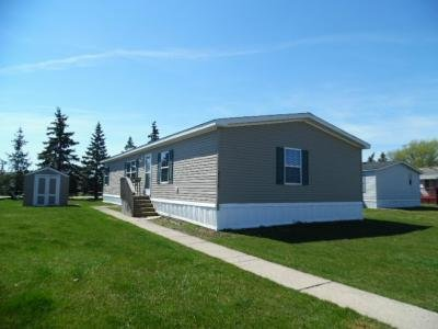 Mobile Home at 28649 Parkview Flat Rock, MI 48134