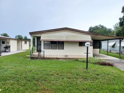 Mobile Home at 5689 SW 58th Pl.. Ocala, FL 34474