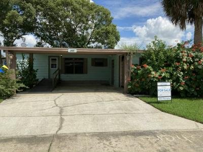 Mobile Home at 265 Country Club Dr. Plant City, FL 33565