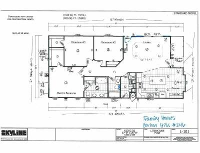 Mobile Home at 17350 Temple Ave. #246 La Puente, CA 91744