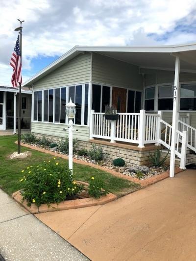 Mobile Home at 517 Becky Way Tarpon Springs, FL 34689