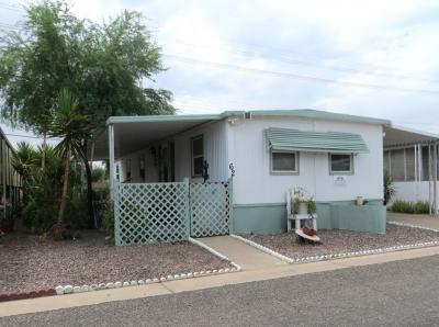 Mobile Home at 300 S Val Vista Dr #62 Mesa, AZ 85204