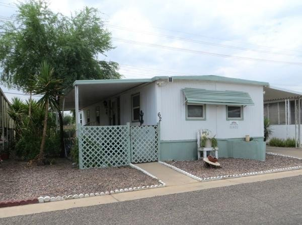 1966 Artcraft Mobile Home For Sale