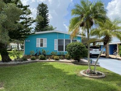 Mobile Home at 19263 Meadow Brook Ct. North Fort Myers, FL 33903