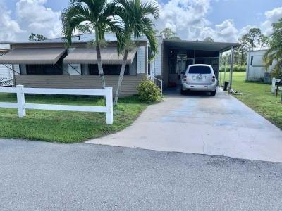 Mobile Home at 20505 Tahitian Blvd. Estero, FL 33928