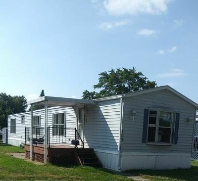 Mobile Home at 1001 Mayflower Road #153 South Bend, IN 46619