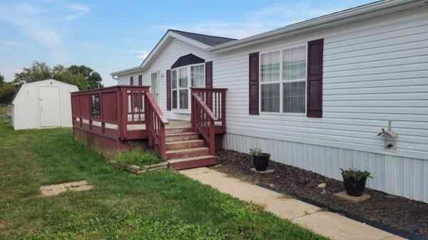 2001 MANSION - MHE Mobile Home For Sale