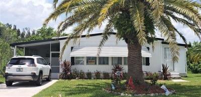 Mobile Home at 7000 20th Street #767 Vero Beach, FL 32966