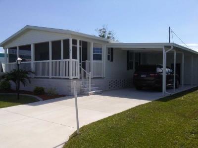 Mobile Home at 1101 Sunrise Blvd. Naples, FL 34110