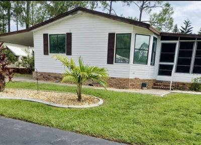 Mobile Home at 19536 Charleston Circle North Fort Myers, FL 33917