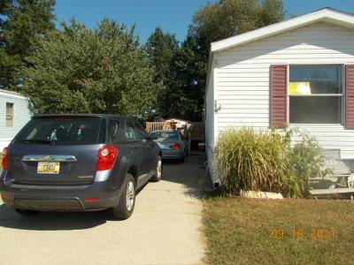 Mobile Home at 3611 Butternut Dr. Lot 318 Holland, MI 49424