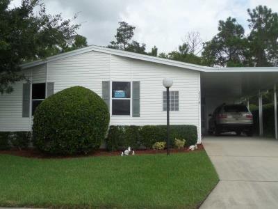 Mobile Home at 257 Blue Heron Lake Circle Ormond Beach, FL 32174