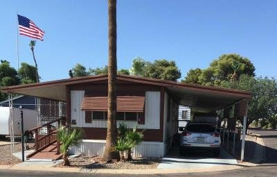 Mobile Home at 11411 N. 91st Ave. Peoria, AZ 85345