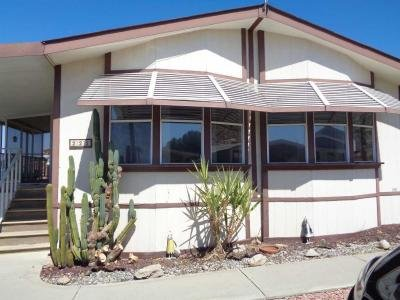 Mobile Home at 1536 S State St #222 Hemet, CA 92543