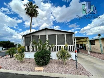 Mobile Home at 2650 W. Union Hills Drive Phoenix, AZ 85027