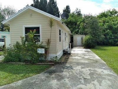 Mobile Home at 7941 Us Hwy 1 Lot 14 Sebastian, FL 32958