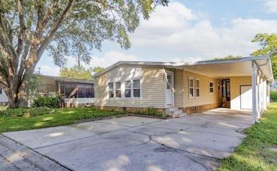 Mobile Home at 16440 Avienda Del Lago Winter Garden, FL 34787