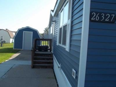 Mobile Home at 26327 Cherokee West Flat Rock, MI 48134