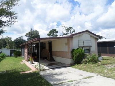 Mobile Home at 2809 S Us Highway 17, C7 Crescent City, FL 32112