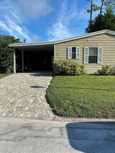 Mobile Home at 71 Tropical Falls Drive Ormond Beach, FL 32174