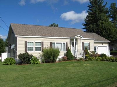 Mobile Home at 8 Shadycrest Drive Nashua, NH 03062